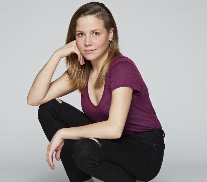 Franziska van der Heide spielt Mieze in GZSZ