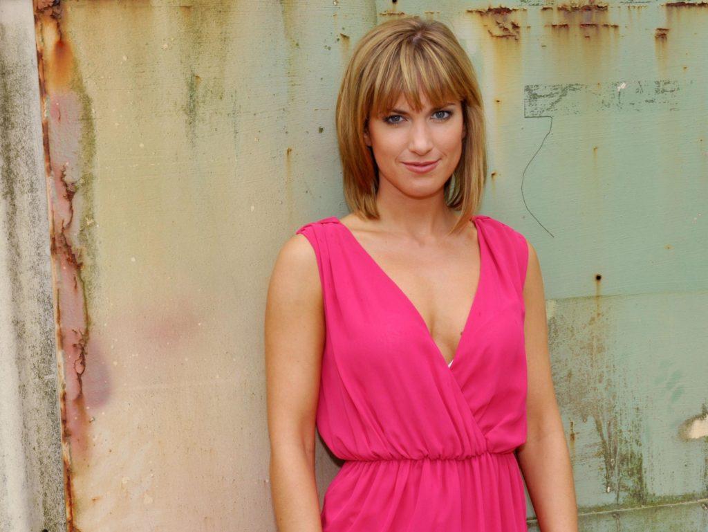 """Isabell Horn spielt Pia Koch in """"Gute Zeiten Schlechte Zeiten"""""""