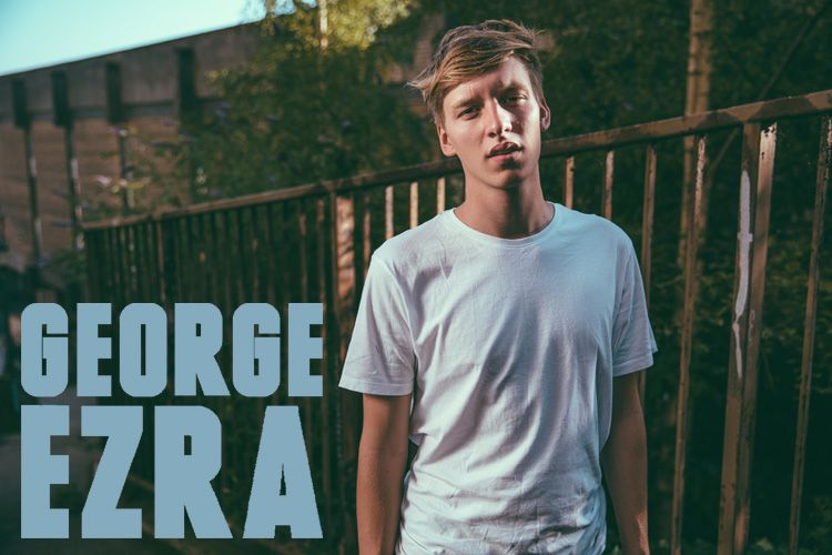 "George Ezra mit ""Did You Hear The Rain?"""