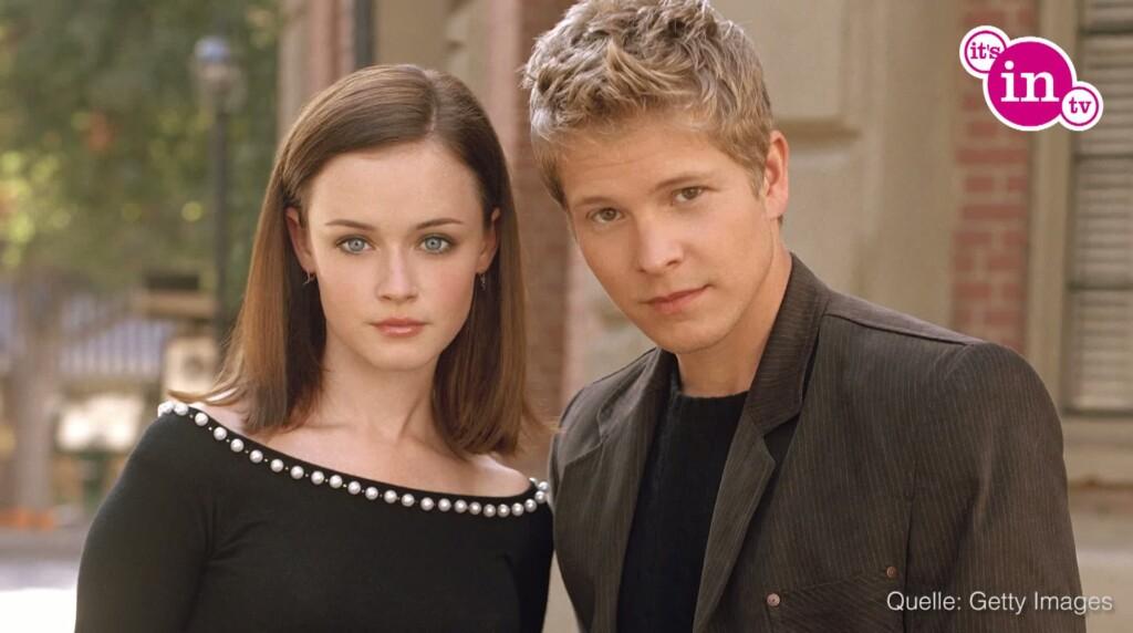Die Fans kennen ihn als Logan Huntzberger, den College-Freund von Rory.