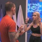 Big Brother 2020 - Denny und Gina diskutieren über ihre Nominierungen