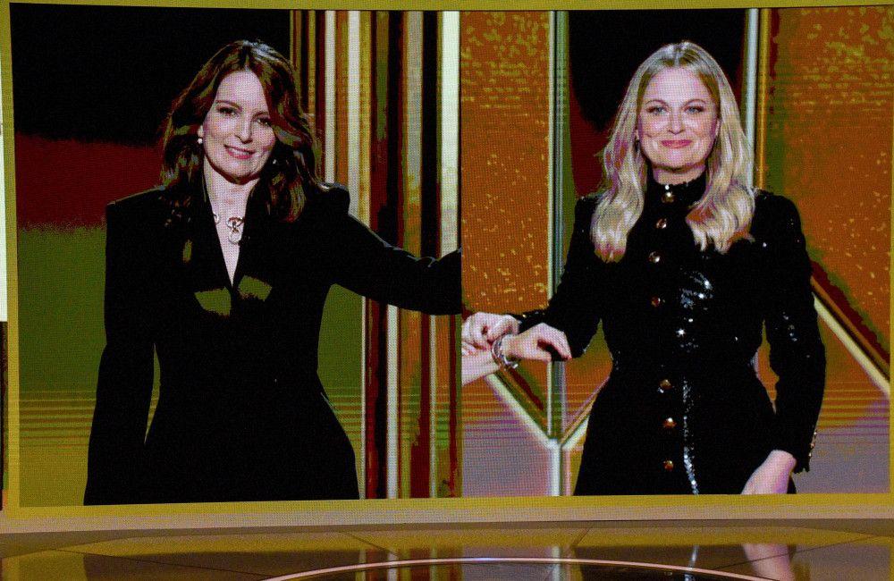 """Moderiert wurden die """"Golden Globes"""" von Amy Poehler und Tina Fey."""