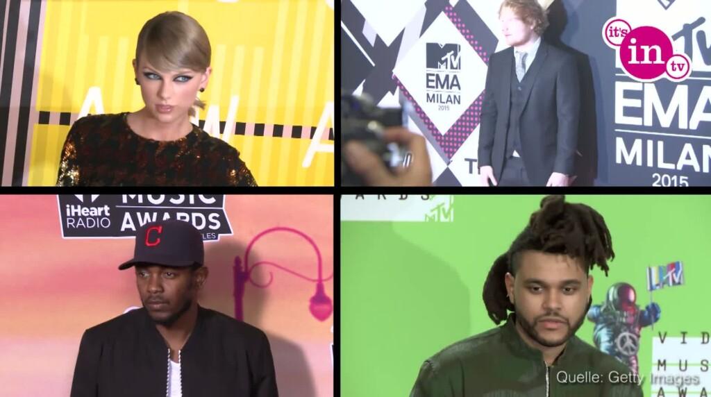 Die Nominierten der Grammy Awards 2016 wurden bekanntgegeben