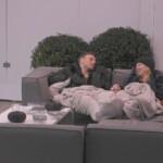 Big Brother 2020 - Philipp und Rebecca halten Händchen