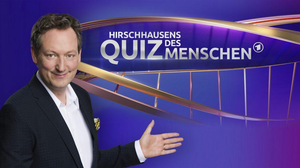 Moderator der Sendung: Dr. Eckart von Hirschhausen.