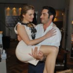GZSZ Vorschau - Hochzeit - Tayfun trägt Emily über die Schwelle