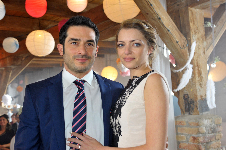 GZSZ Vorschau - Hochzeit - Tayfun und Emily sind frisch verheiratet