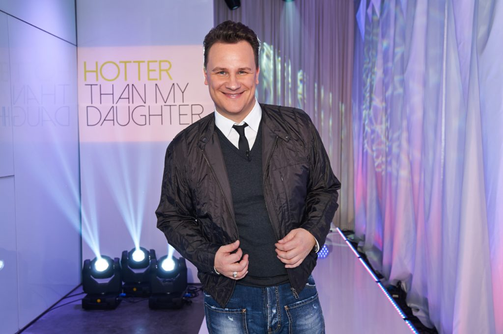 Guido Maria Kretschmer moderiert 'Hotter than my daughter' bei RTL