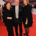Bambi 2013 - Jupp Heynckes und Frau Iris