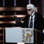 Bambi 2013 - Karl Lagerfeld