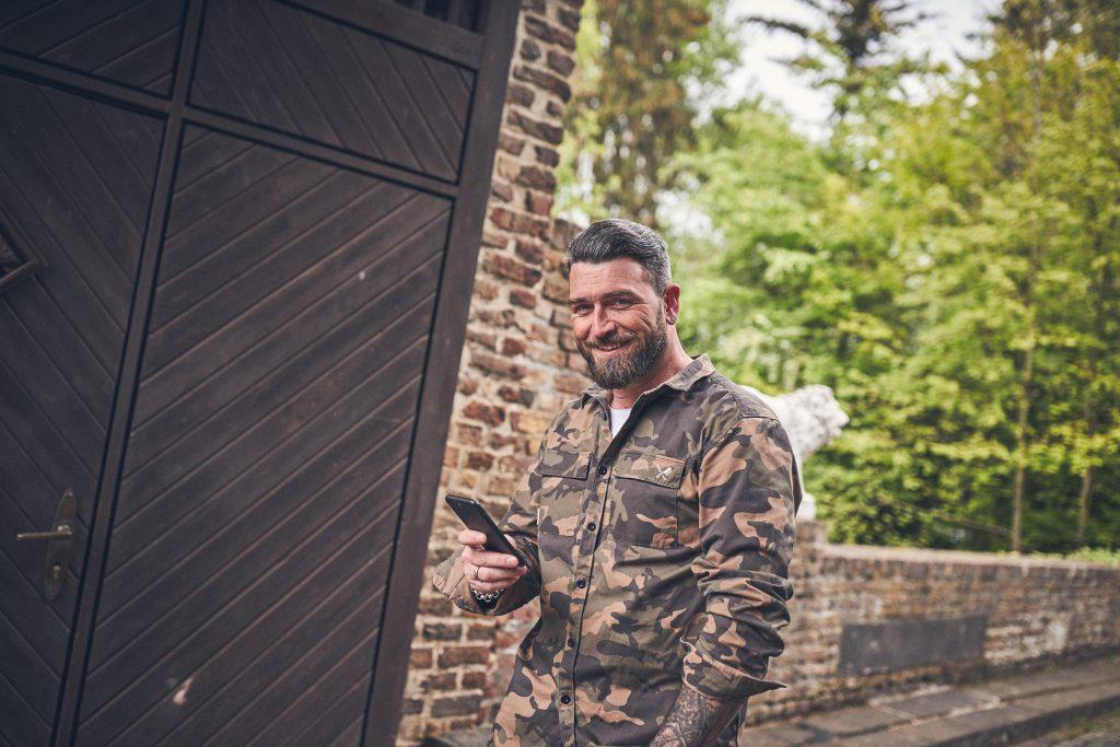 """Ingo Kantorek spielte Alex in der RTL II-Soap """"Köln 50667""""."""