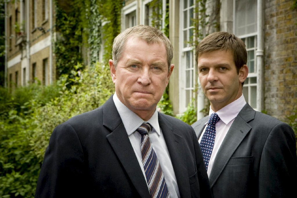DCI Tom Barnaby (John Nettles) und DS Ben Jones (Jason Hughes)