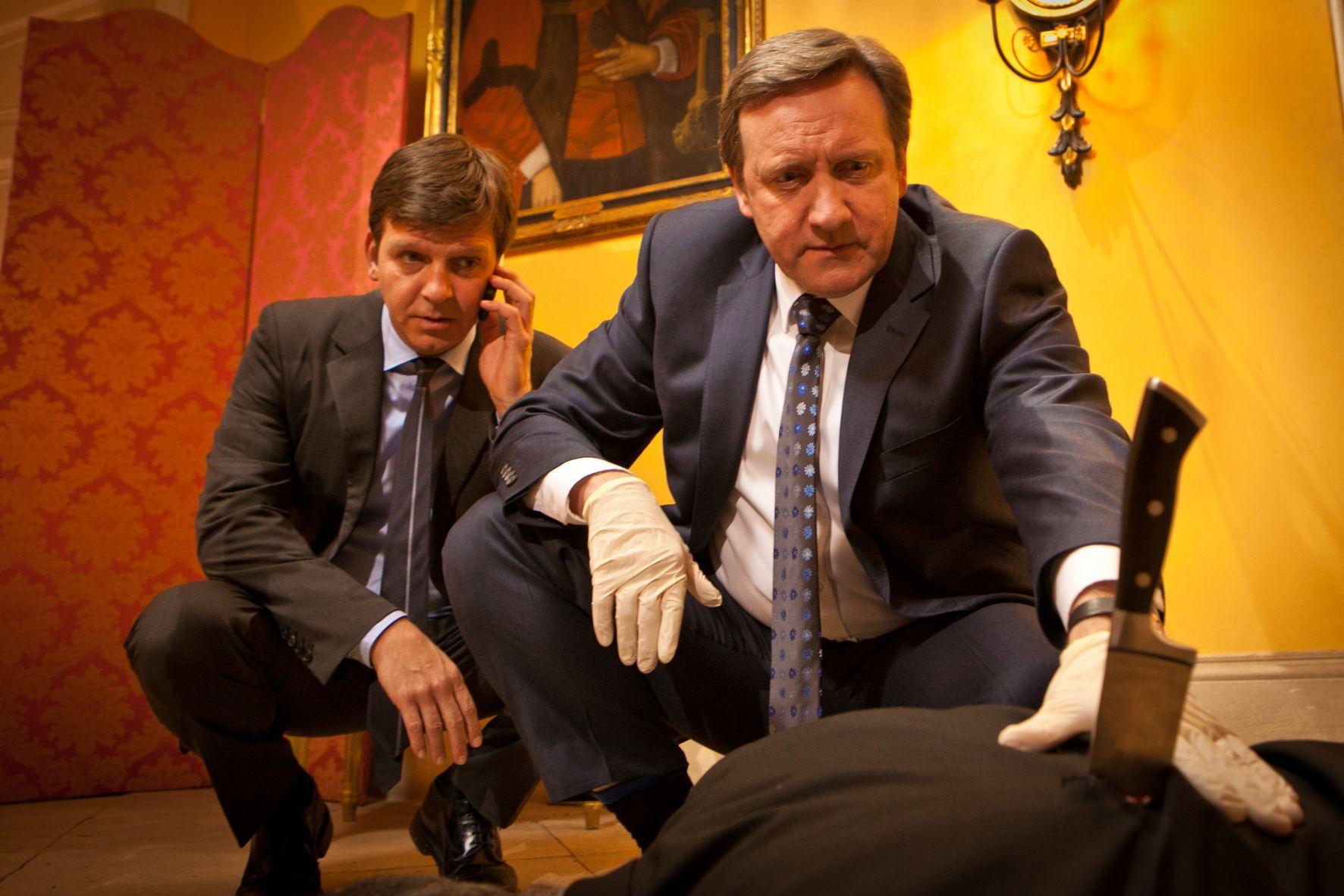Inspector Barnaby Der Tod Geht Ins Kino