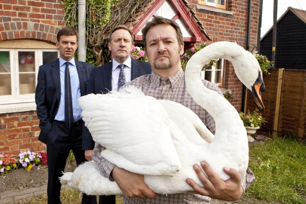 Barnaby Die Vögel