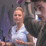 Big Brother 2020 - Jade spricht mit Pat über ihre Gefühle zu Serkan