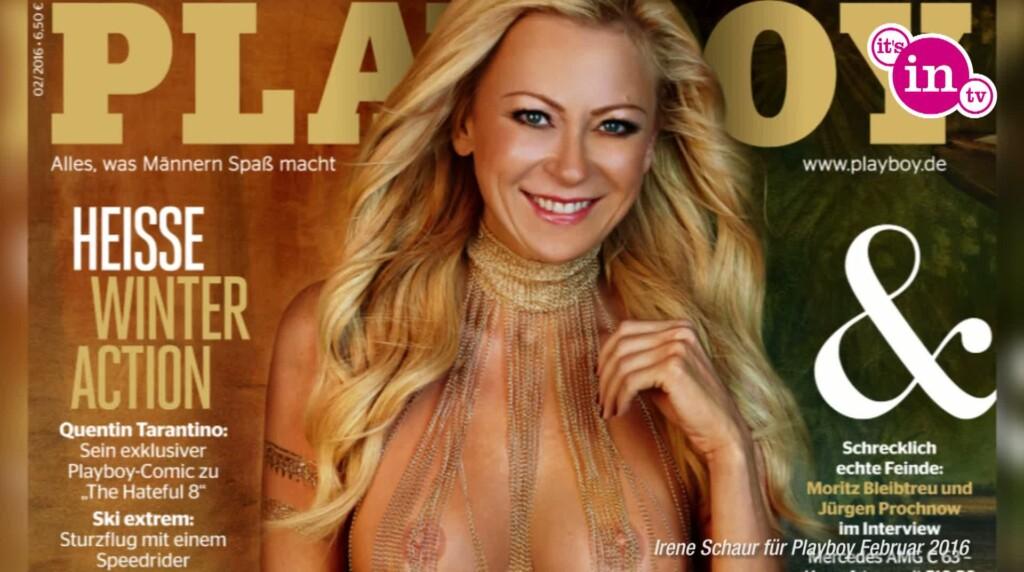 """Jenny Elvers hat sich vor rund 15 Jahren für den """"Playboy"""" ausgezogen."""