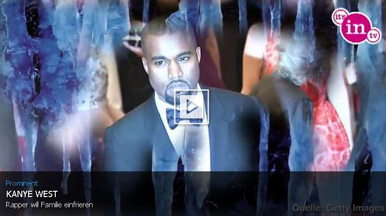 """Wie der """"Daily Star"""" berichtet, soll Kanye West darüber nachdenken, sich für ewig auf der Welt zu erhalten."""
