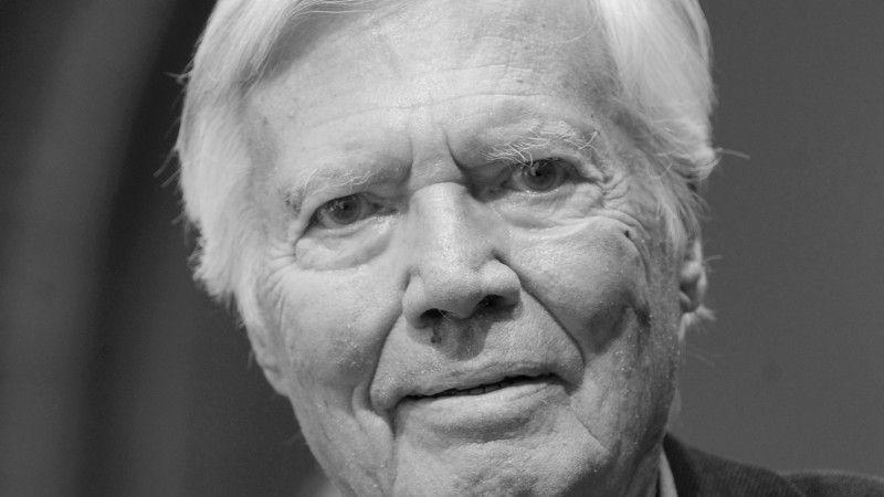 Karlheinz Böhm starb im Alter von 86 Jahren