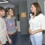 GZSZ - Ulrike Frank, Merlin Leonhardt und Katja Sieder