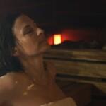 GZSZ Vorschau – Katrin Flemming in der Sauna