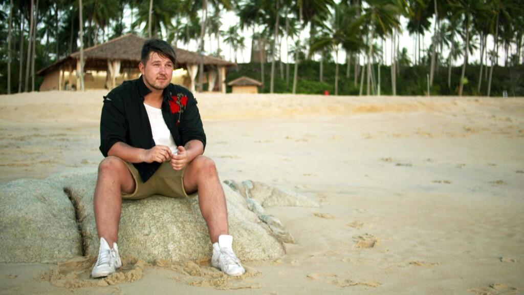 Kampf der Realitystars Finale - Kevin am Strand
