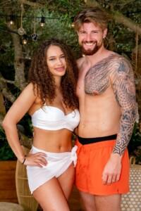 Love Island 2021 Tag 13 - Couple Kendra und Domenik