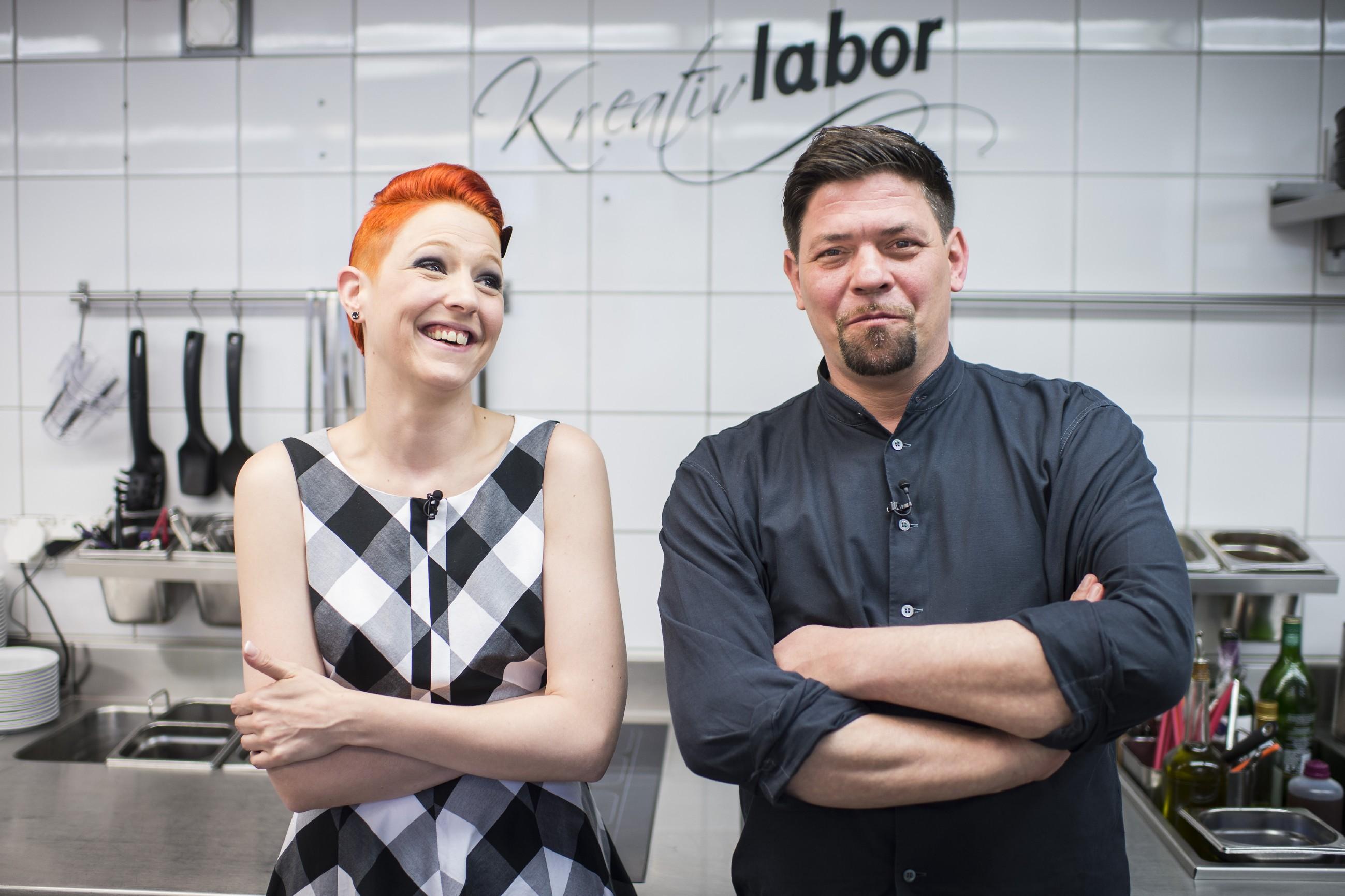 """""""Kitchen Impossible 2016"""" mit Tim Mälzer und Meta Hiltebrand"""