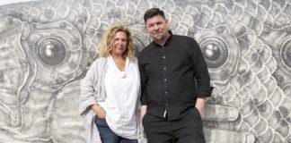Haya Molcho und Tim Mälzer.