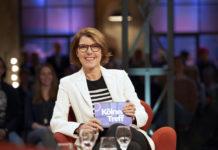 "Bettina Böttinger - Moderatorin ""Kölner Treff"""