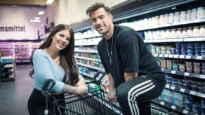 Das Supermarkt-Quiz - Jenny Frankhauser und Tobi Wegener