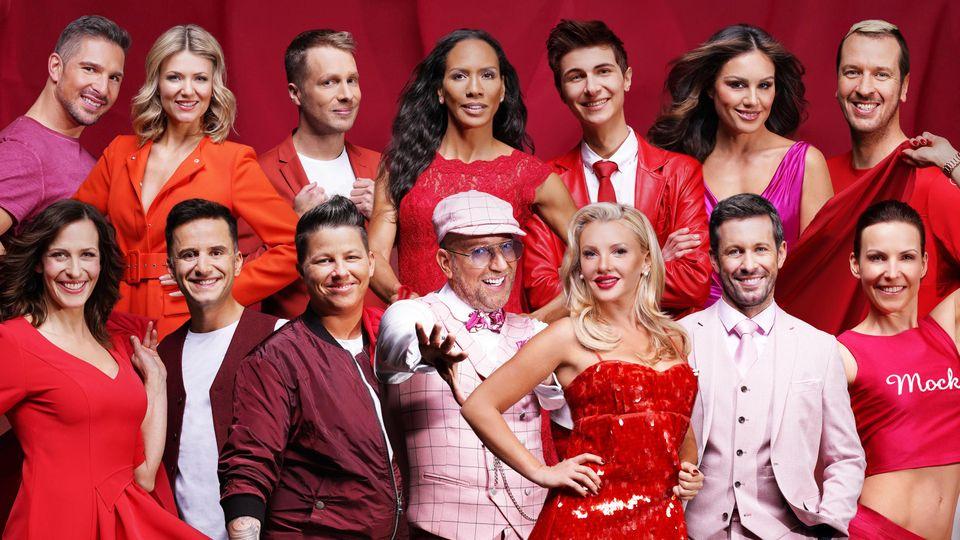"""Die neue Staffel von """"Let's Dance"""" startet mit der Kennenlernshow bei RTL."""