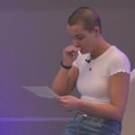 Big Brother 2020 - Beim Vorlesen ihres Liebesbriefs ist Michelle den Tränen nah