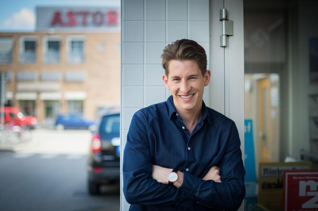 Cooler Neuzugang in der Lindenstraße: Jannik Scharmweber ist der neue Nico Zenker