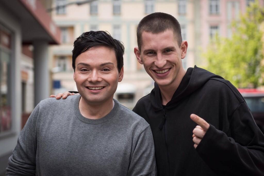 """Jannik Scharmweber spielt Nico Zenker in der """"Lindenstraße"""""""