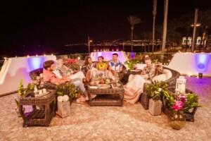 Love Island 2021 Tag 15 - Beach Club Date für alle Islanderinnen