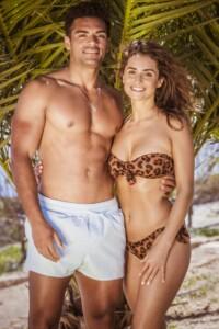 Love Island 2021 - Das Couple Amadu und Julia