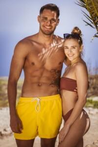 Love Island 2021 - Das Couple Greta und Breno