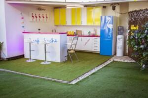 Love Island 2021 Casa Amor - Die Küche