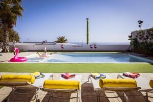 Love Island 2021 Casa Amor - Der Swimming Pool