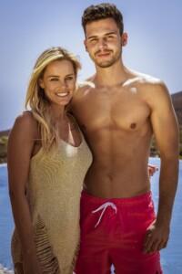 Love Island 2021 - Das Couple Nicole und Dennis