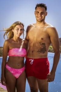Love Island 2021 - Das Couple Bianca und Breno