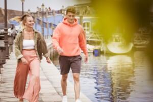 Love Island 2021 Tag 6 - Kathi und Fynn bei ihrem Date