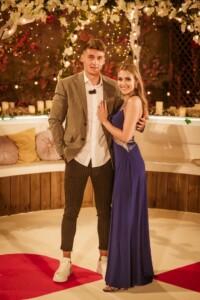Love Island 2021 Finale - Greta und Fynn