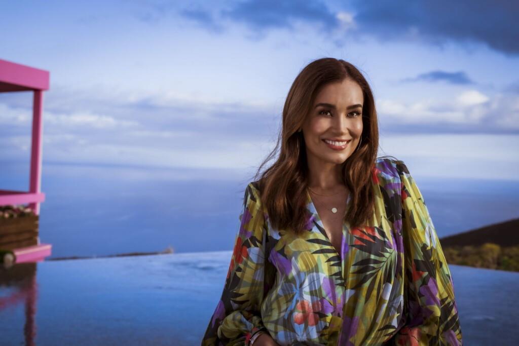 """""""Love Island""""-Moderatorin Jana Ina Zarrella."""
