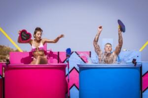 Love Island 2021 Tag 17 - Bianca und Paco gehen baden