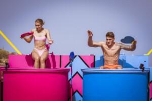 Love Island 2021 Tag 17 - Wie gut kennen sich Greta und Fynn?