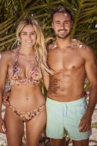 Love Island 2021 - Das Couple Nicole und Alex