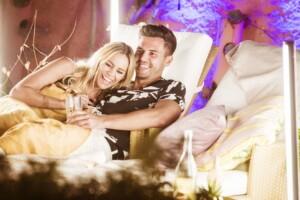 Love Island 2021 Tag 11 - Nicole und Dennis haben Spaß bei ihrem Date
