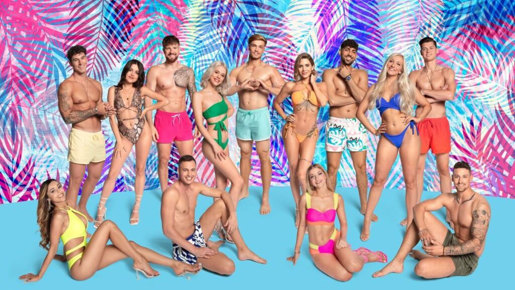 """Die Kandidaten der sechsten """"Love Island""""-Staffel."""