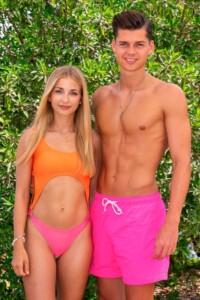 Love Island 2021 - Couple Sarah und Robin
